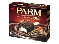 森永 PARM アーモンド&チョコレート 箱58ml×6