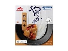 森永 やわらか亭 酢豚丼 箱250g