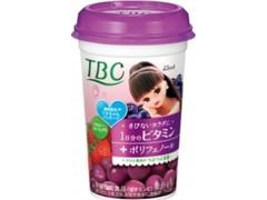 森永 TBC 1日分のビタミン+ポリフェノール アサイー・ベリーミックス カップ240ml