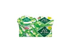 森永 アロエヨーグルト カップ80g×2
