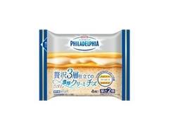 森永 フィラデルフィア 贅沢3層仕立ての濃厚クリーミーチーズ 袋148g
