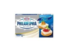 森永 フィラデルフィアクリームチーズ プレーン 箱90g