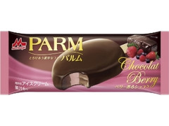 森永 PARM ベリー香るショコラ 袋90ml