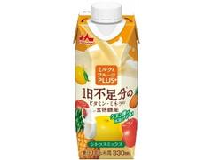 森永 ミルク&フルーツPLUS+ シトラスミックス 330ml