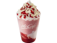 マクドナルド マックカフェ バイ バリスタ ホワイトチョコストロベリースムージー
