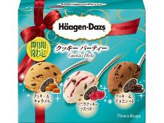 ハーゲンダッツ ミニカップ マルチパック クッキーパーティー 箱6個