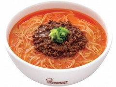 ミスタードーナツ misdo 陳式四川 とろとろ肉味噌 担々麺
