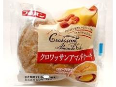 フジパン クロワッサンアマンドケーキ 袋1個