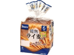 Pasco 超熟 ライ麦入り 袋6枚