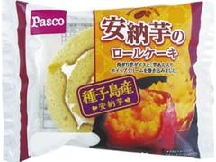 Pasco 安納芋のロールケーキ 袋1個