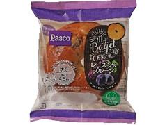 Pasco My Bagel レーズン&プルーン 袋1個