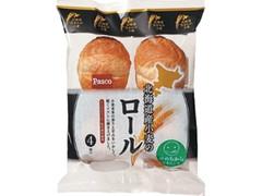 Pasco 北海道産小麦のロール 袋4個