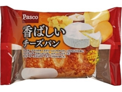 Pasco 香ばしいチーズパン 袋1個