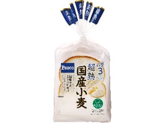 Pasco 超熟 国産小麦 袋3枚