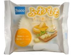 Pasco ふわもちチーズ蒸しケーキ 袋1個