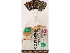Pasco ゆめちから小麦と米粉の食パン 袋3枚