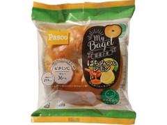 Pasco My Bagel はちみつ&レモン 袋1個
