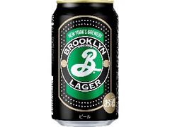 ブルックリン ラガー 缶350ml