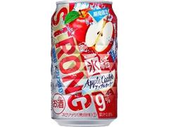 KIRIN 氷結 ストロング アップルクーラー 缶350ml