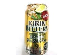 KIRIN チューハイ ビターズ 皮ごと搾りライムジンジャー 缶350ml