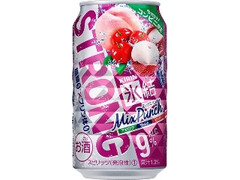KIRIN 氷結 ストロング MIXパンチ 缶350ml