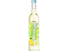 KIRIN 檸檬酒 ひんやりはちみつレモン 瓶500ml