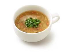 モスバーガー 生姜と醤油糀のスープ