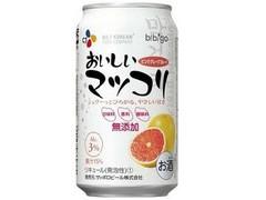 サッポロ CJ おいしいマッコリ ピンクグレープフルーツ 缶350ml