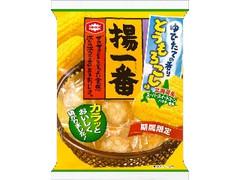 亀田製菓 揚一番 とうもろこし味 袋120g