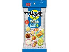 亀田製菓 つまみ種 ソルトミックス 袋43g