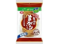 亀田製菓 減塩 亀田のまがりせんべい 袋10枚