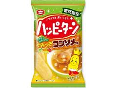 亀田製菓 ハッピーターン やみつきコンソメ味 袋43g