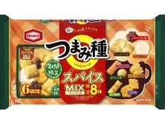 亀田製菓 つまみ種 スパイスミックス 袋120g