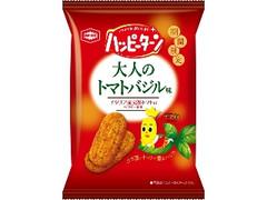 亀田製菓 ハッピーターン 大人のトマトバジル味 袋32g