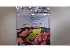 亀田製菓 Joy'n 香ばしえびのクリスピーチップス ガーリック仕立て 袋35g