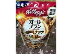 ケロッグ オールブラン ブランフレーク 香ばしナッツ 袋400g