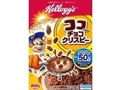 ケロッグ チョコクリスピー ココくんのチョコクリスピー 箱260g