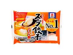 紀文 3分で簡単スープ餃子 袋12個