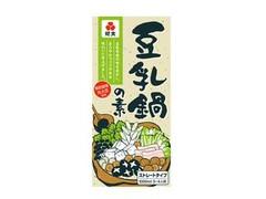 紀文 豆乳鍋の素 パック1L