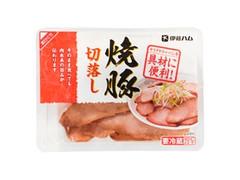 伊藤ハム 焼豚 切落し パック115g