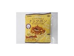 カンロ 香ばしナッツクランチ ナッツボン ローストキャラメル味 袋37g