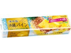 カンロ フルーツリッチのど飴 沖縄パイン 11粒