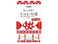 カンロ ありのままに、すりおろし林檎キャンディ 袋51g
