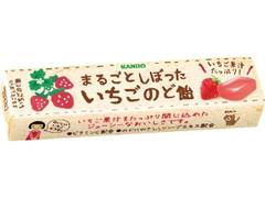 カンロ まるごとしぼったいちごのど飴 11粒