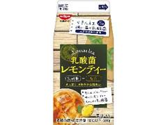 ヨーク 乳酸菌レモンティー パック500g