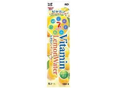 ヨーク ビタミンレモンウォーター パック1000ml