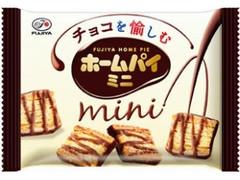 不二家 チョコを愉しむホームパイミニ 袋43g