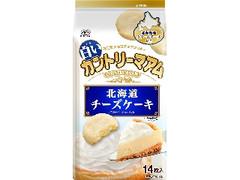 不二家 白いカントリーマアム 北海道チーズケーキ 袋14枚