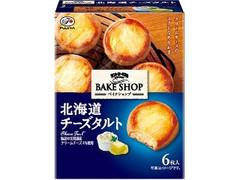 不二家 カントリーマアム ベイクショップ 北海道チーズタルト 箱6枚