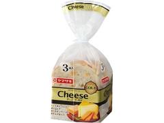 ヤマザキ チーズゴールド 袋3枚
